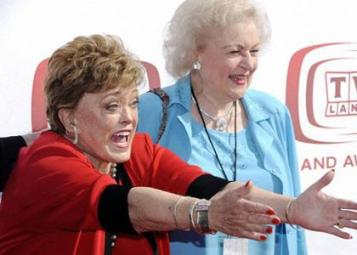 The 'Golden Girls' legacy will live on - 7 June 2010