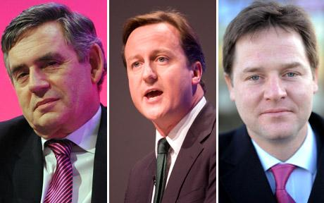 Who gets your vote baby boomers? - 22 April 2010